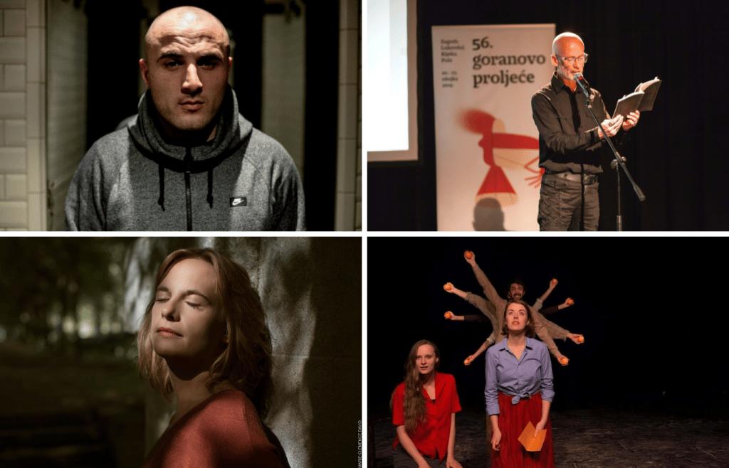 Soirée poétique #3 -  Coline Marescaux / Voloz Collective / Vîrus / Jean-Pascal Dubost