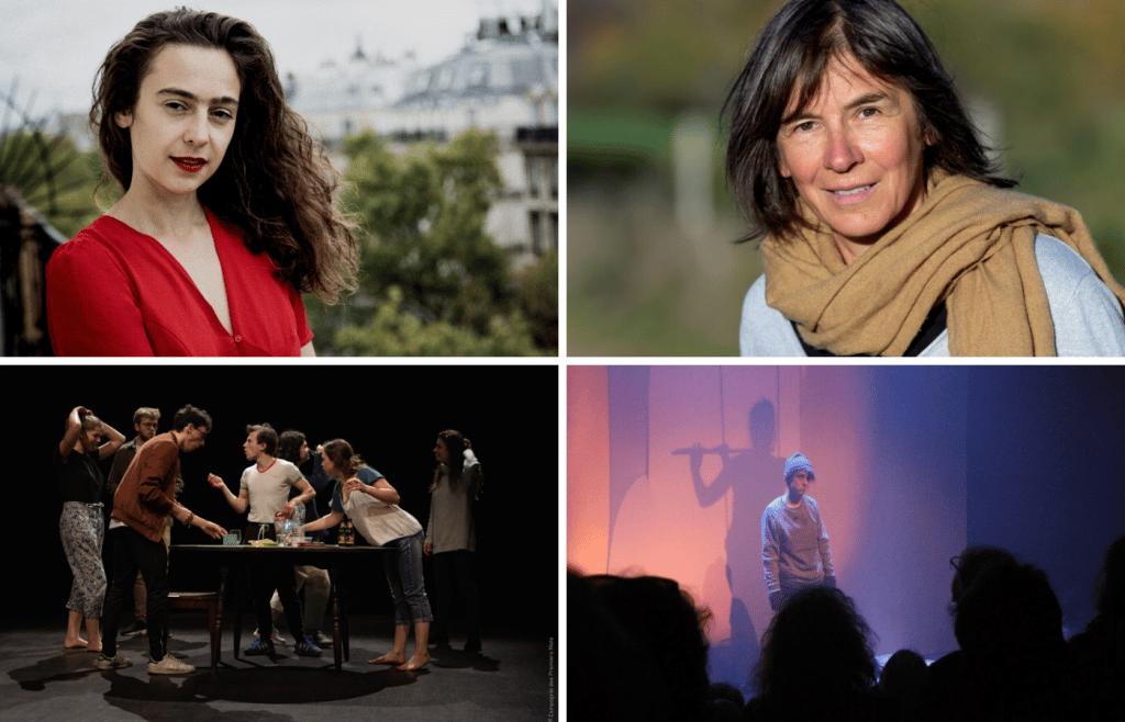 Soirée poétique #2 -  Cie des Premiers Mots / La Youle Cie / Zoé Besmond de Senneville / Violaine Bérot